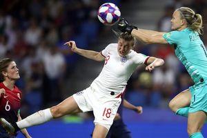 Bán kết World Cup 2019: Anh - Mỹ đại chiến