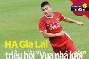 HA Gia Lai triệu hồi 'Vua phá lưới', xác định đối thủ AFC Cup