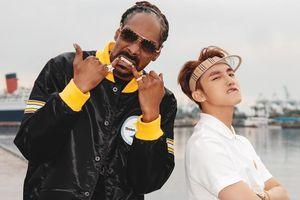 Snoop Dogg làm gì cho 'Hãy trao cho anh' của Sơn Tùng với 20 giây?