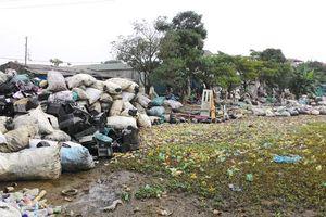 Quảng Phú Cầu gặp khó tiêu chí môi trường
