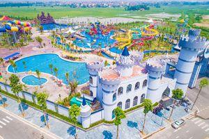 Công viên nước Thanh Hà đang 'gây sốt' mạng xã hội