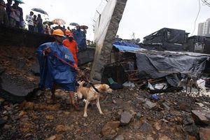 Mưa lớn khiến ít nhất 27 người thiệt mạng ở Ấn Độ