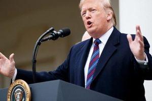 Ông Trump hăm he đánh thuế hàng hóa của EU