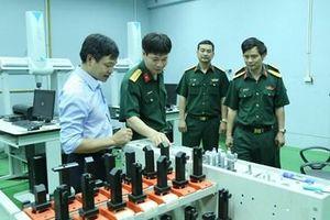 Nâng cao hiệu quả công tác tiêu chuẩn, đo lường, chất lượng trong quân đội