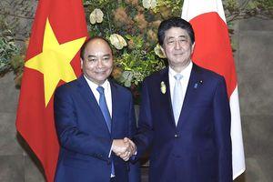 Việt Nam và Nhật Bản ký kết, trao đổi 6 văn kiện