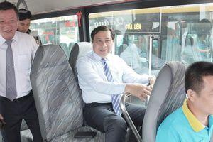 Khai trương thêm 6 tuyến xe buýt công cộng trợ giá mới