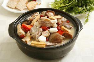 Các món ngon từ thịt dê giúp tăng cường sinh lý cho chàng