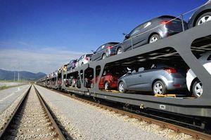 Ukraine cấm nhập khẩu xe hơi từ Nga