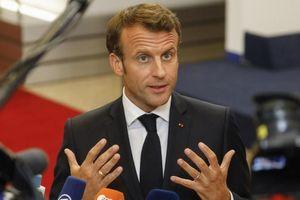 Tổng thống Pháp kêu gọi Iran 'ngay lập tức' giảm lượng dữ trữ giàu uranium