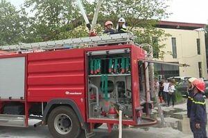 Hà Nội triển khai nhiều hoạt động hưởng ứng 'Ngày toàn dân phòng cháy và chữa cháy'