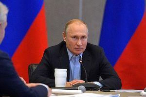 Nga ra 'tối hậu thư' về tổ chức cuộc gặp giữa Tổng thống Putin và Tổng thống Ukraine
