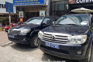 Cận cảnh khám xét văn phòng của luật sư Trần Vũ Hải