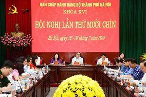 Sẽ kiểm điểm Ban Thường vụ Thành ủy Hà Nội liên quan vi phạm tại Ba Vì