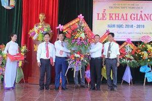 Trường THPT Nghi Lộc 5 (huyện Nghi Lộc - Nghệ An): Luôn đổi mới để nâng cao chất lượng giáo dục