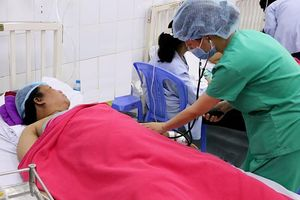 Báo động đỏ trong đêm cứu sống mẹ con sản phụ bị tiền sản giật nặng