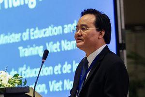 Bộ trưởng Phùng Xuân Nhạ: 'Giáo dục để người dân biết lựa chọn đúng'
