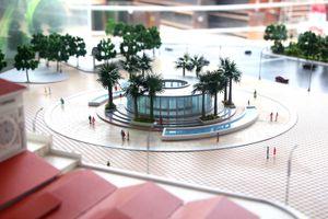 TP.HCM: Thi tuyển ý tưởng thiết kế Nhà ga trung tâm Bến Thành