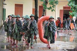 Nhân rộng điển hình tiên tiến trong khối Nội chính - Lực lượng vũ trang Nghệ An