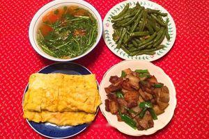 Những mâm cơm Việt hấp dẫn trên đất Mỹ của vợ đảm khiến ai cũng ngưỡng mộ