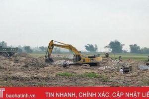 Trên 896 tỷ đồng đầu tư xây dựng cơ bản ở Thạch Hà
