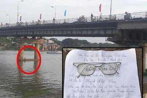 Thanh niên giả vờ nhảy cầu tự tử, để lại ĐƠN XIN CHẾT khiến ai đọc xong cũng... há hốc mồm