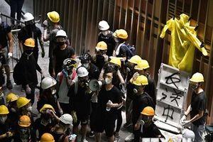 EU, Anh kêu gọi kiềm chế và đối thoại về vấn đề ở Hong Kong