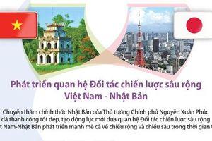 Phát triển quan hệ Đối tác chiến lược Việt Nam-Nhật Bản