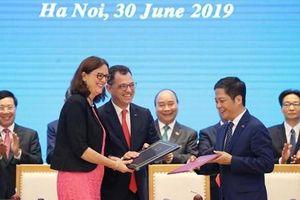 Việt Nam và Liên minh châu Âu ký thỏa thuận thương mại tự do