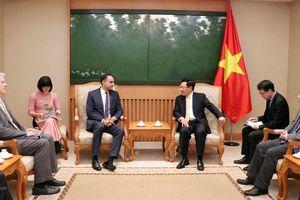Việt Nam coi trọng quan hệ với Ngân hàng Phát triển châu Á
