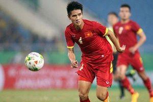 Đinh Tiến Thành sẽ là sự thay thế hoàn hảo cho Đình Trọng nơi hàng thủ của Hà Nội FC?