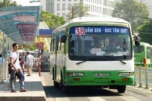 TP.HCM: 9 doanh nghiệp xe buýt ký đơn đề nghị bổ sung trợ giá 2019