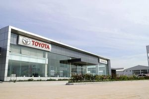 Toyota Việt Nam mở đại lý thứ 58 tại Bắc Giang