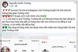 'Nhọ' như Quốc Trường: Bị giả mạo Instagram nhưng followers hàng 'fake' lại cao hơn cả hàng 'chính chủ'