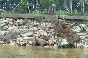 Chủ dự án Đảo Ngọc lý giải về tình trạng lở đất
