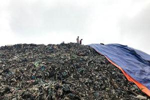 Thái Bình: Tháo 'vướng' cho nhà máy xử lý rác 5 năm chưa hoàn thiện