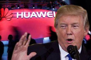 Ông Trump nới 'vòng kim cô' cho Huawei, nhiều nghị sĩ Mỹ lên tiếng phản đối