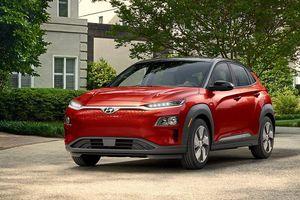 Xe Hyundai Kona chạy điện giá rẻ sắp ra mắt