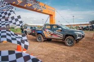 Đội đua Racing AKA xuất sắc đạt giải Á quân 'Knock Out The King' 2019
