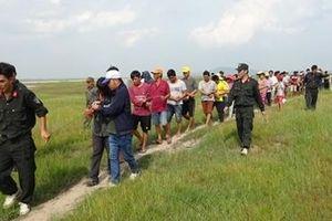 Nhân viên bảo vệ khu sinh thái mở sòng bạc lớn ở đảo