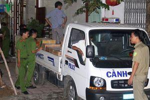 Khám xét doanh nghiệp khai thác cát ở Huế, thu giữ nhiều tài liệu