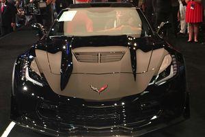 Corvette C7 cuối cùng được bán với giá gần 3 triệu USD
