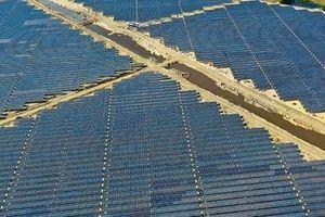 Nhà máy điện mặt trời đầu tiên tại Hà Tĩnh chính thức hoạt động sau 5 tháng xây dựng