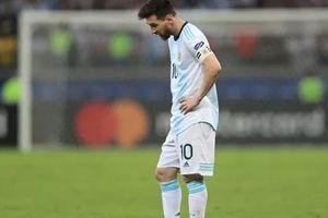 5 điểm lý giải 'ê chề' Lionel Messi trong thất bại cay đắng trước Brazil