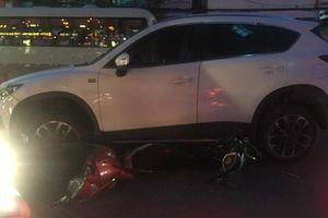 Khẩn trương xác minh, truy tìm lái xe ô tô CX5 gây tai nạn bỏ trốn