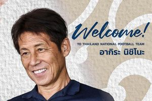 Tân HLV Thái Lan chỉ ra điểm yếu khiến đội nhà thua tuyển Việt Nam