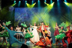 Nhà hát Tuổi Trẻ đem 'Giấc mơ nàng tiên cá' vào Nam