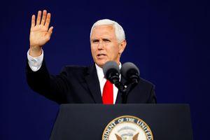 Phó tổng thống Mỹ bất ngờ được gọi về Nhà Trắng, sự kiện bị hủy