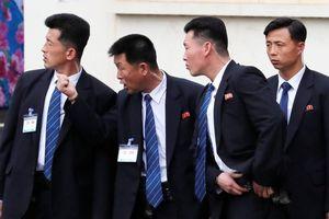 'Cận vệ chạy bộ' của ông Kim Jong Un lấy cảm hứng từ Hollywood