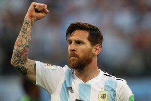 Lionel Messi chính là vấn đề của ĐT Argentina