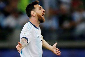 Thua Brazil chưa phải thảm họa tồi tệ nhất với Messi và Argentina